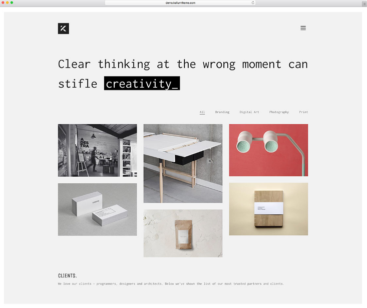 Những mảng thiết kế website phổ biến hiện nay – Định hướng giúp bạn kiếm tiền Online nhanh hơn