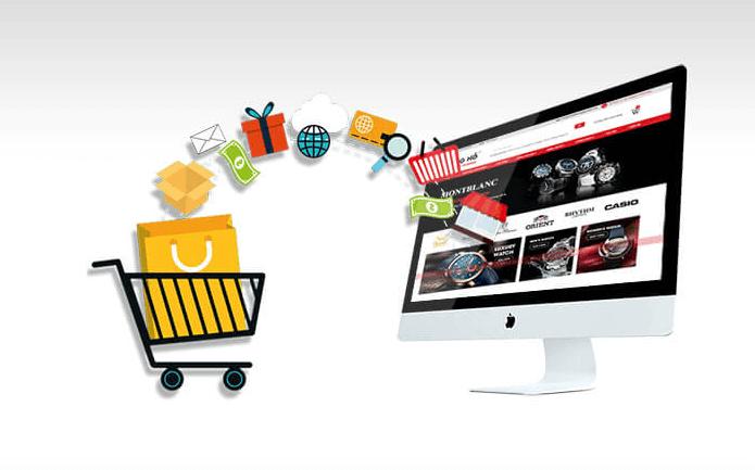 Thiết kế website bán hàng.