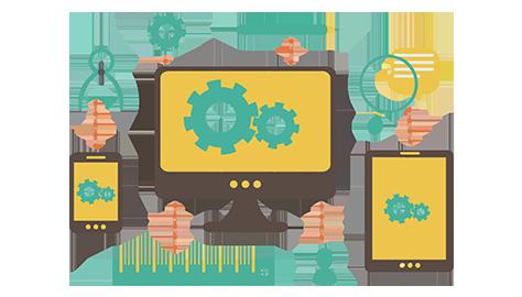 thiết kế web app
