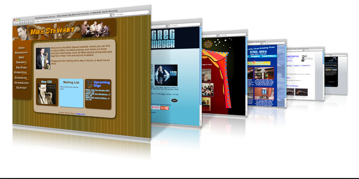 Nhiều mẫu giao diện website