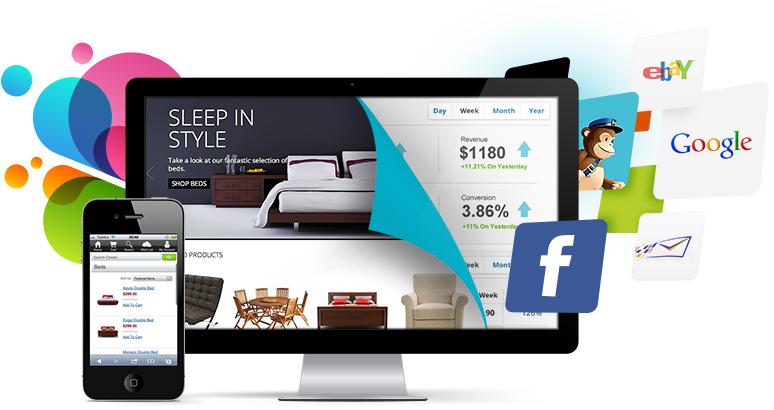 Giải pháp thiết kế website bán hàng