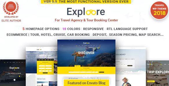 Tour Travel WordPress