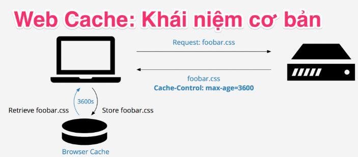 Web cache và khái niệm cơ bản