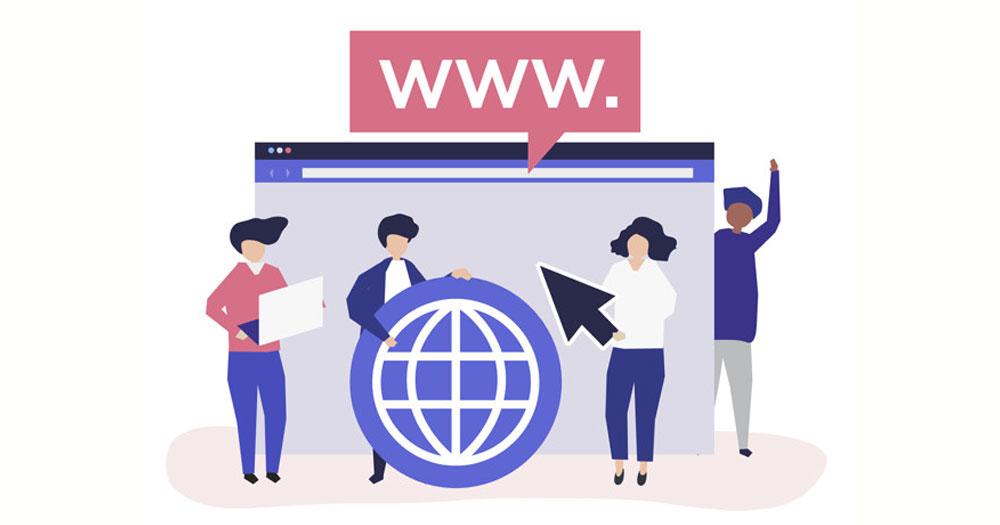 Domain là địa chỉ dẫn đến webiste nên hãy chọn domain dễ ghi nhớ