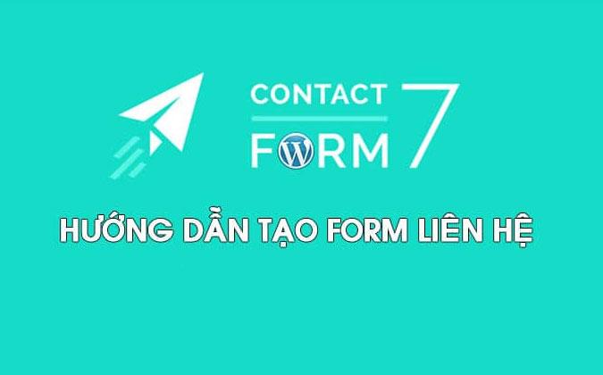 Hướng dẫn sử dụng contact form 7