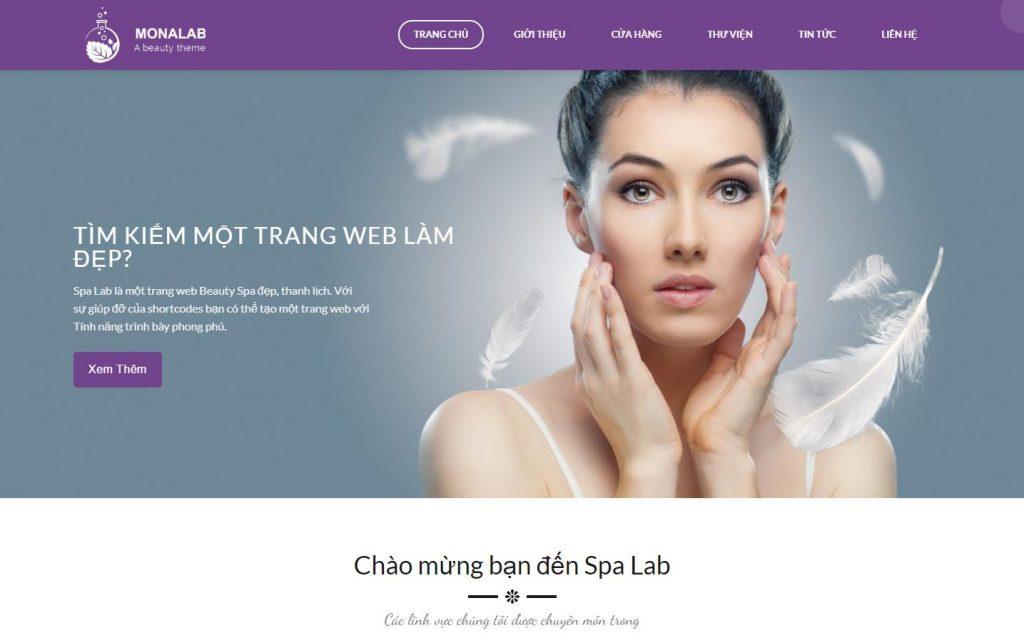 theme spa lab