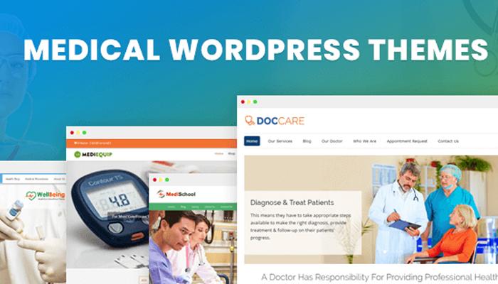 Top theme WordPress website bán hàng thiết bị Y tế hiệu quả hiện nay